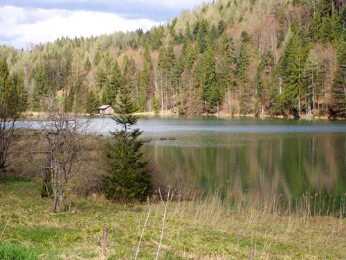 WanderregionPyhrn-Priel-SchafferteichinVorderstoder