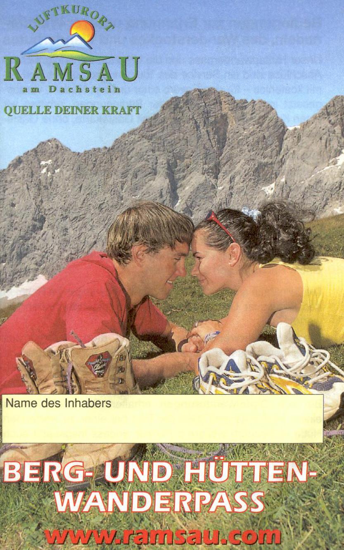 Berg-undHütten-WanderpassRamsauamDachstein