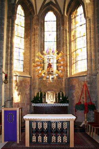 Hauptaltar-WallfahrtskircheFilzmoos©ventigo
