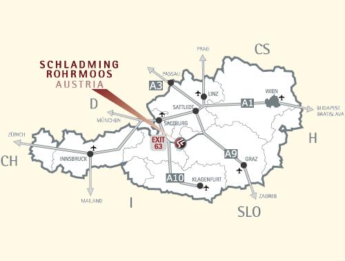 AnreiseindasWanderdorfSchladming-Rohrmoos©TVB