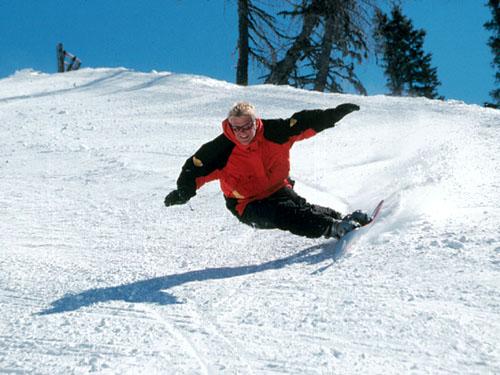 SnowboardenimLungau©FerienregionLungau