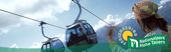 Bergbahnen©TVBNeukirchen