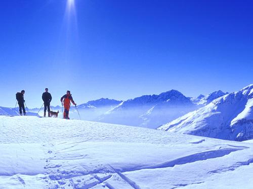 Winterwandern©MAROUNDPARTNER