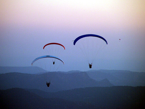 Paragliding©PyhrnPrielDMC