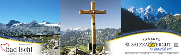 GipfelwanderwegeimInnerenSalzkammergutundinBadIschl|Wandertouren|Wanderrouten|Wanderungen|©TVBInneresSalzkammergut