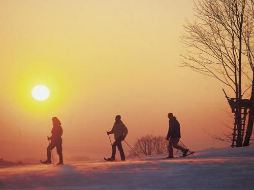 SandlSchneeschuhwandern©OÖTourismusErber Winter