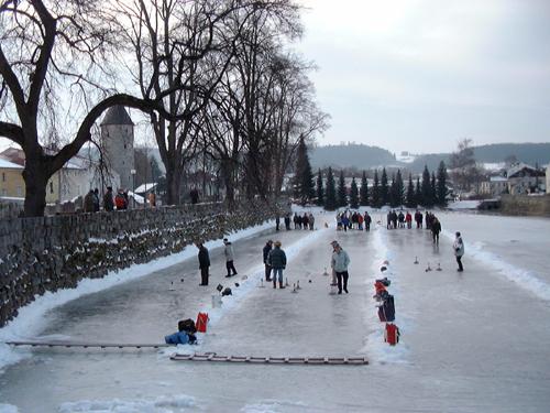 Eisstockschießen©TVBMühlviertlerKernland|Winter