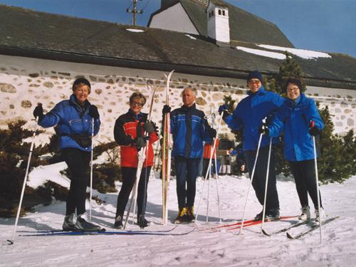 Langlaufen©TVBMühlviertlerKernland|Winter