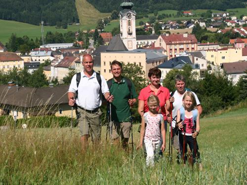 WanderwegeinFreistadt©TVBMühlviertlerKernland