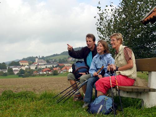 WanderwegeinGrünbach©TVBMühlviertlerKernland
