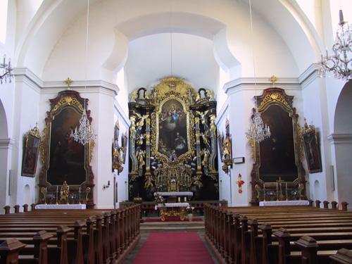 PfarrkircheSandl©TVBMühlviertlerKernland