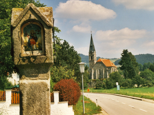 PfarrkircheSt.Oswald©TVBMühlviertlerKernland