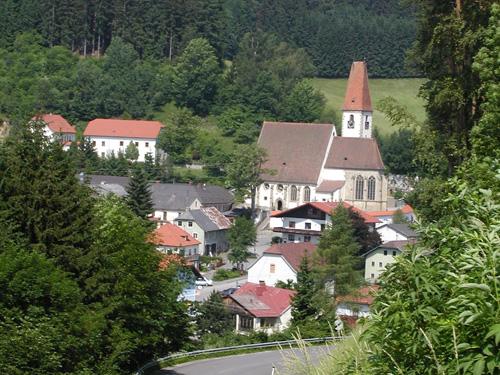 PfarrkircheHirschbach©TVBMühlviertlerKernland