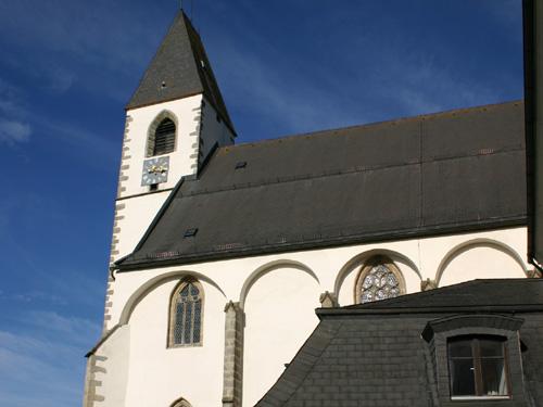 PfarrkircheKefermarkt©TVBMühlviertlerKernland