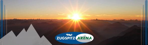 ZugspitzebyNight©TirolerZugspitzArena