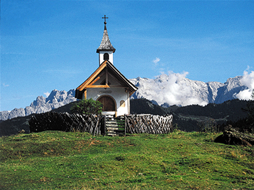 Hirtenkapelle©SalzburgerSonnenterrasse