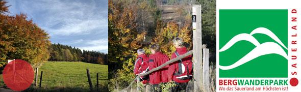 Hauptwanderwege©BergwanderparkSauerland