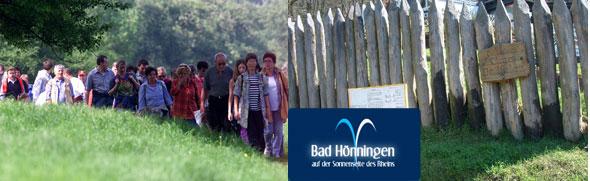 Limeswanderung©Tourist-InformationBadHönningen