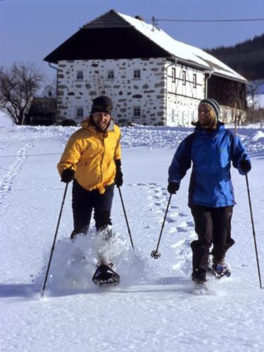Schneeschuhwandern©TVBMühlviertlerKernland