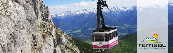 Bergbahnen©TVBRamsau