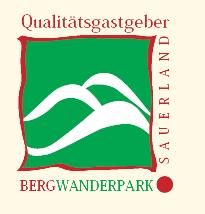 QualitätsgastgeberBergwanderparkSauerland