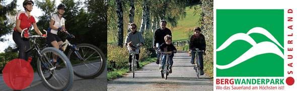 Radfahren©BergwanderparkSauerland