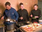 Küchenteam im Hotel Kornock © kornock.at