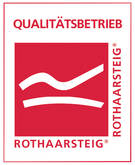 Logo Rothaarsteig Qualitätsbetriebe © Rothaarsteig e. V.