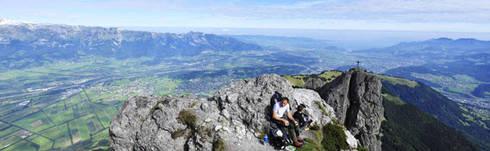 Wandern Drei Schwestern © Fürstentum Liechtenstein