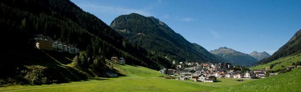 Ischgl - Dorf © TVB Paznaun - Ischgl