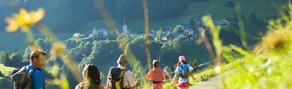 © Verein Grosses Walsertal Tourismus