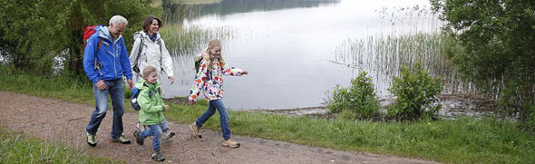 Auf Schusters Rappen zwischen Ostseeküste und Seenplatte © TMV/outdoor-visions.com