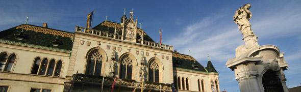 Rathaus©Donau Niederösterreich/Rudi Weiß