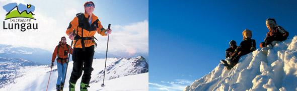 Skifahren im Lungau © Ferienregion Salzburger Lungau