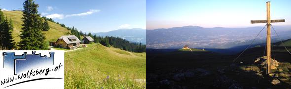 Wandern in Wolfsberg