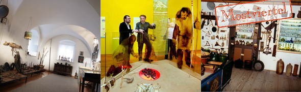 Museen © Mostviertel Tourismus GmbH
