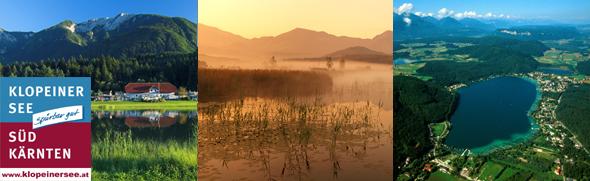 Seen © Tourismusregion Klopeiner See - Südkärnten