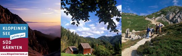 © Tourismusregion Klopeiner See - Südkärnten