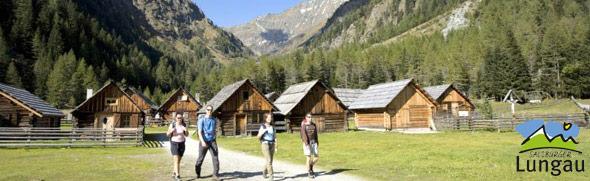 Wandern im Lungau © Ferienregion Salzburger Lungau