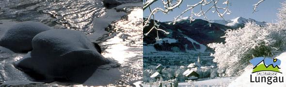 Winterwandern © Ferienregion Salzburger Lungau